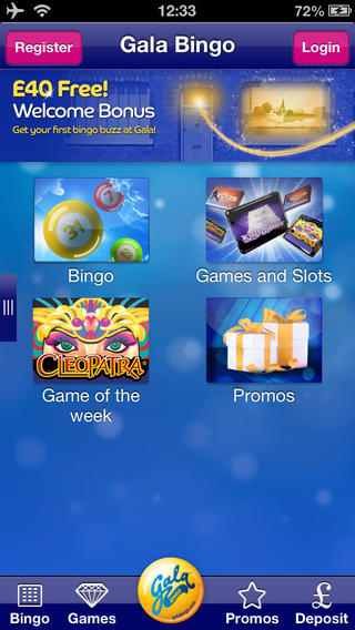 Gala Bingo Slots And Games App