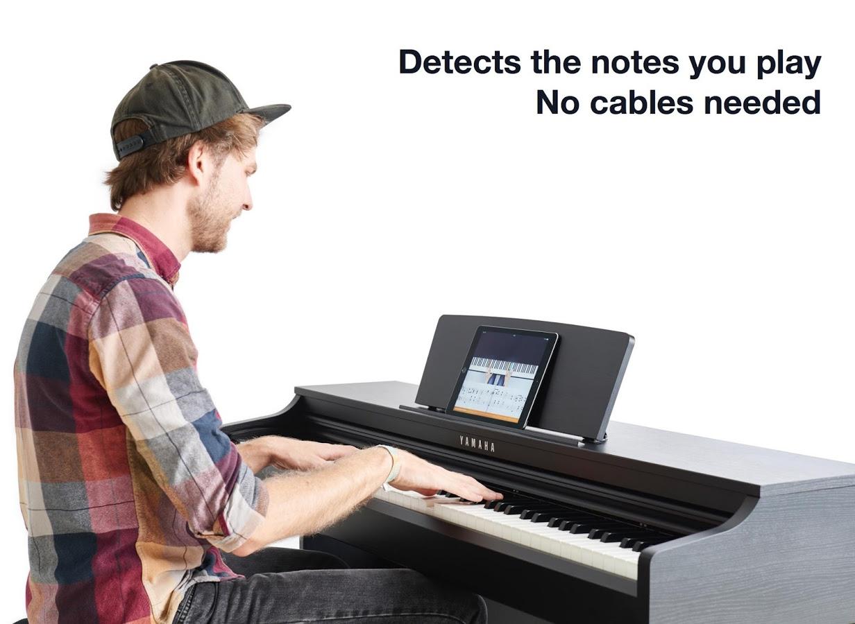 flowkey: Learn Piano- Sing a Different Tune - AppsMirrorAppsMirror
