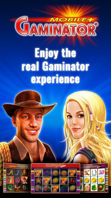 Gaminator App