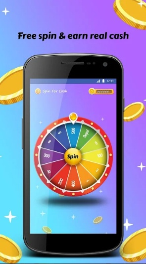 Spin And Win Money